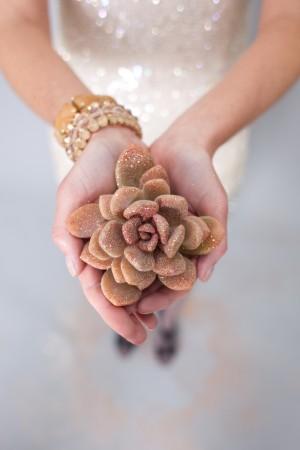 Glitter no Casamento