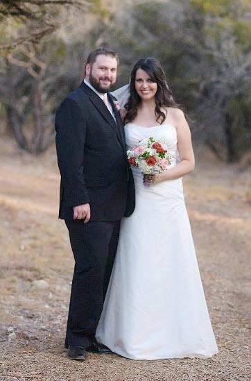 Malena e James - Texas