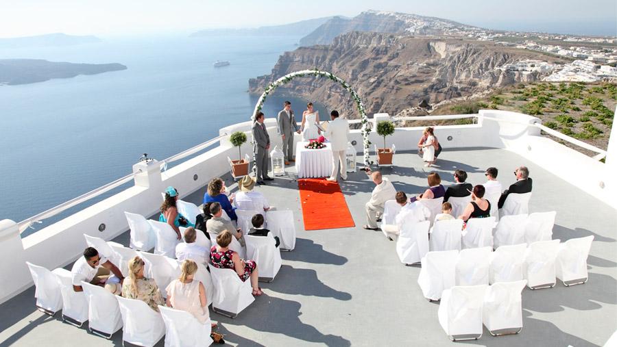 Casamento na Grécia - Agência Travel Zone