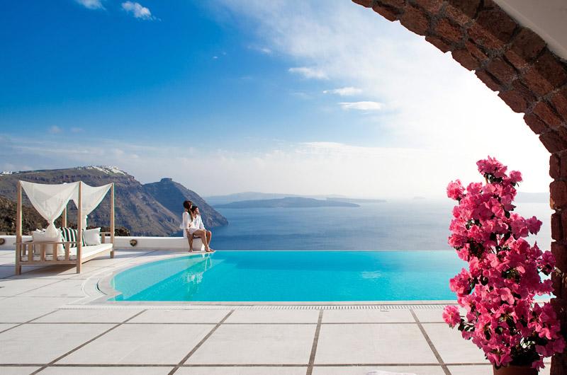 Lua de Mel em Satorini - Grécia - Agência Travel Zone