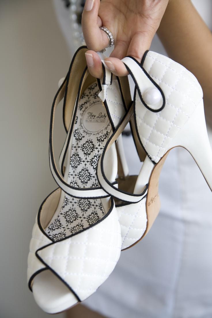 490a1e91b Sapatos de casamento: dos clássicos aos ousados | Clube Noivas