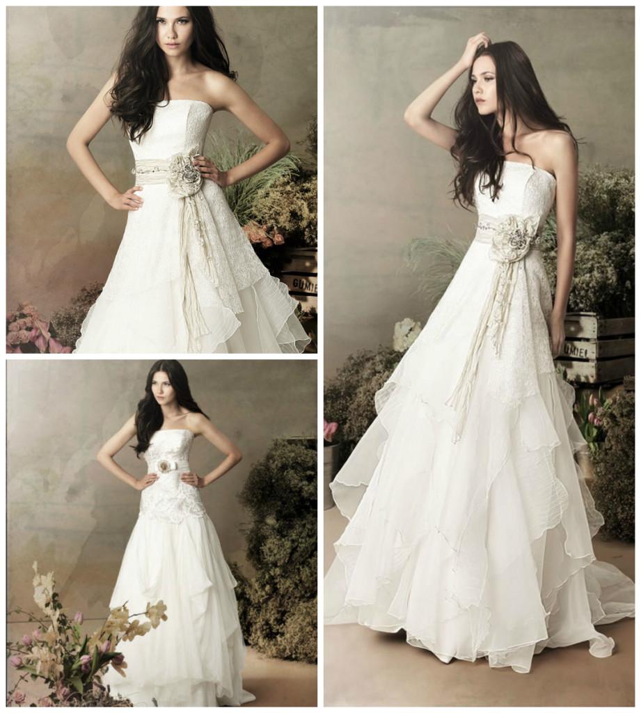 Vestidos de Noiva - Inmaculada Garcia 2