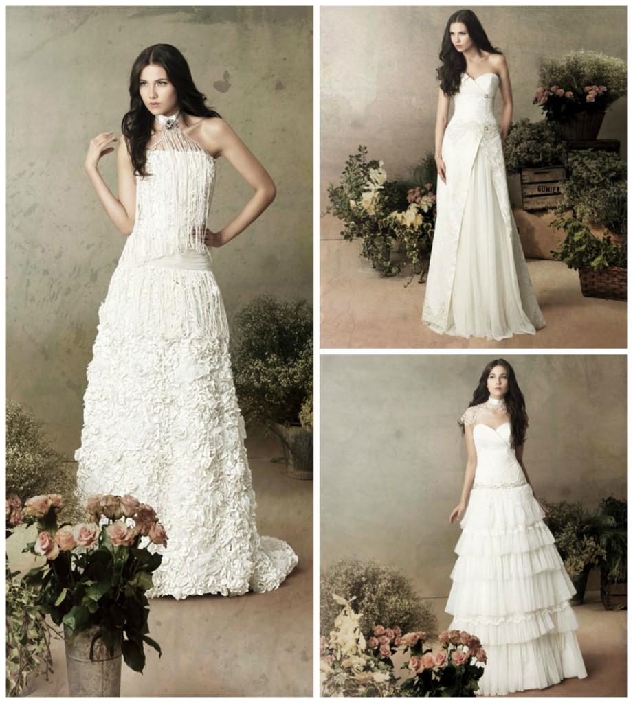 vestidos de noiva - Inmaculada Garcia 1