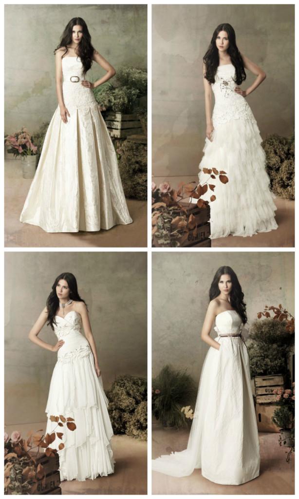 vestidos de noiva - Inmaculada Garcia 4