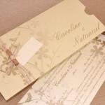 Convite de Casamento Campo - Papel e Estilo