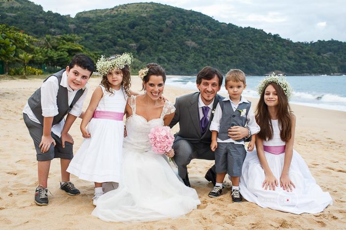 Casamento na Praia - Tábata e Carlos 12