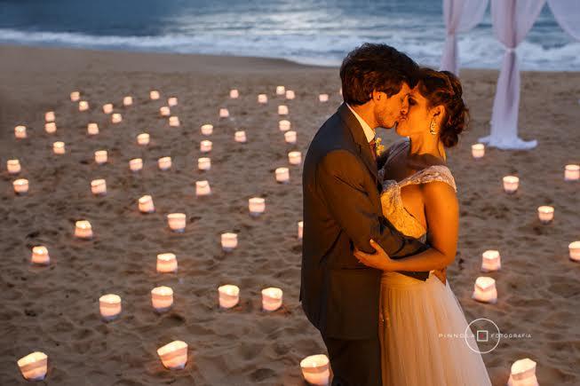 Casamento na Praia - Tábata e Carlos 19