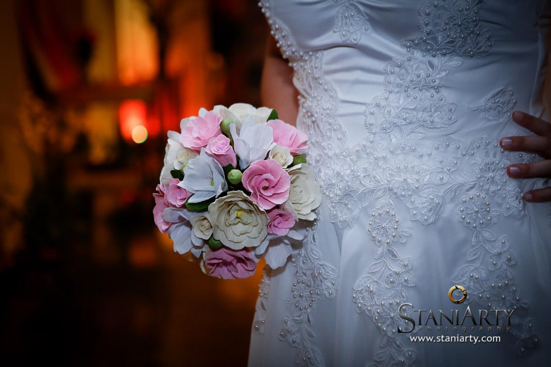 bouquet de flores de papel - Carmen Rein