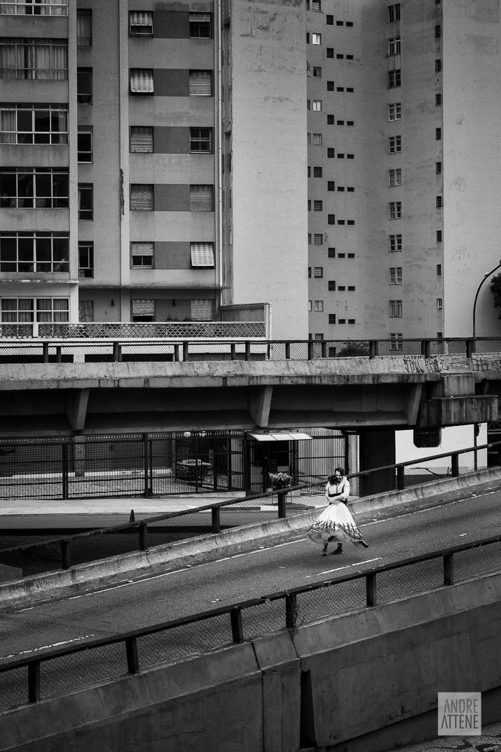 Preto no Branco na Velha Augusta - Foto Andre Attene - Noivos Juliana e Rodrigo (10)
