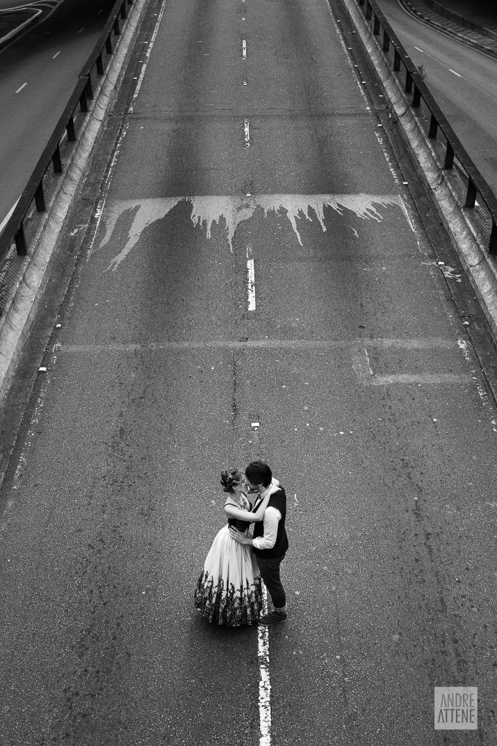 Preto no Branco na Velha Augusta - Foto Andre Attene - Noivos Juliana e Rodrigo (11)