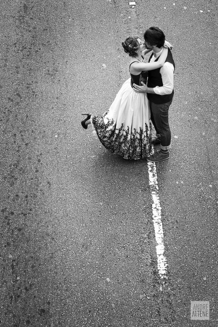 Preto no Branco na Velha Augusta - Foto Andre Attene - Noivos Juliana e Rodrigo (12)