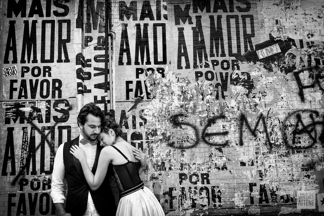 Preto no Branco na Velha Augusta - Foto Andre Attene - Noivos Juliana e Rodrigo (19)