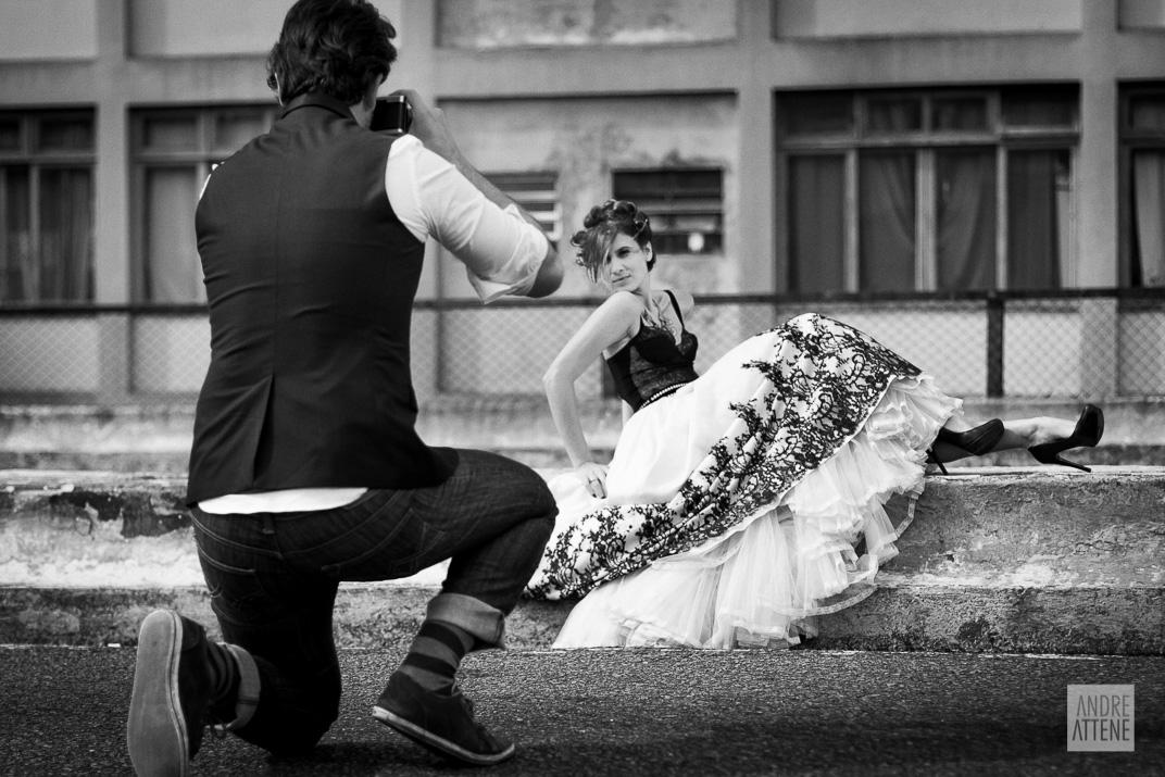 Preto no Branco na Velha Augusta - Foto Andre Attene - Noivos Juliana e Rodrigo (4)