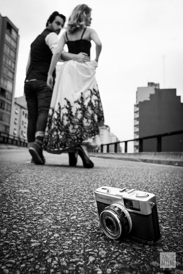 Preto no Branco na Velha Augusta - Foto Andre Attene - Noivos Juliana e Rodrigo (8)