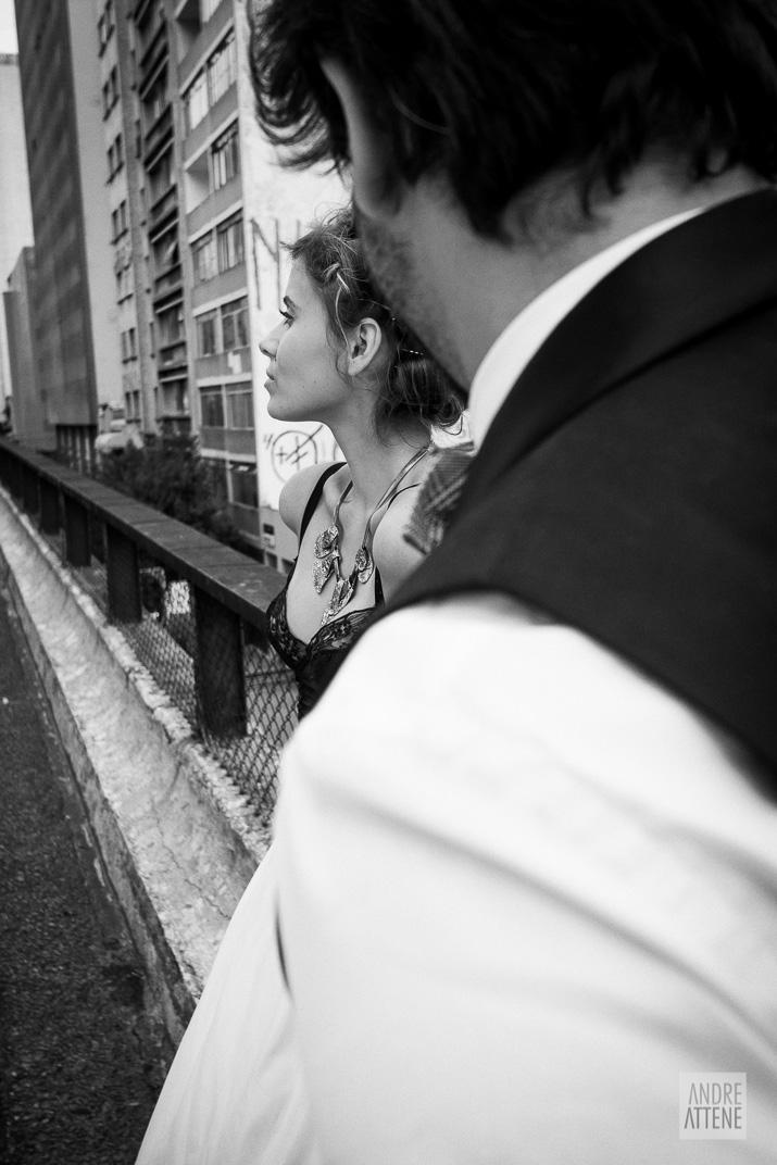 Preto no Branco na Velha Augusta - Foto Andre Attene - Noivos Juliana e Rodrigo (9)