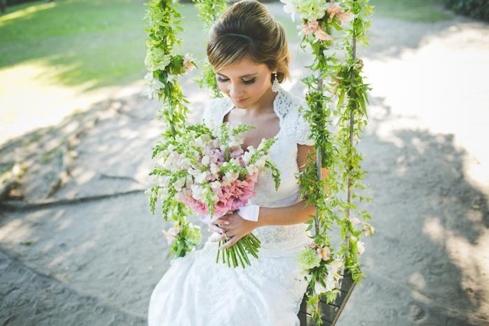 Noiva no Balanço