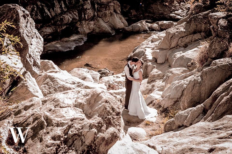 Lívia e Fabio - Casamento na Cachoeira 12