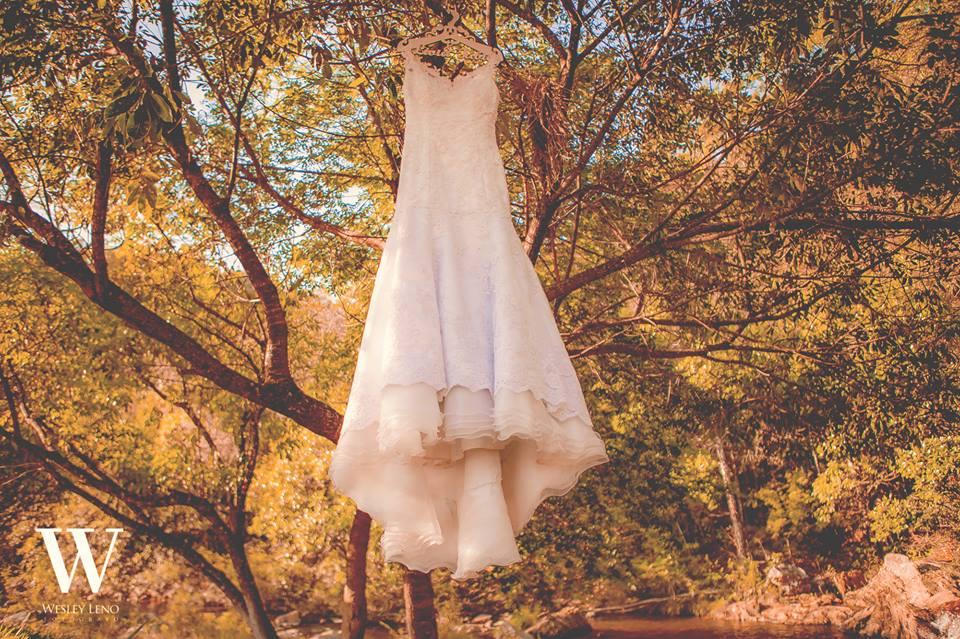 Lívia e Fabio - Casamento na Cachoeira 14