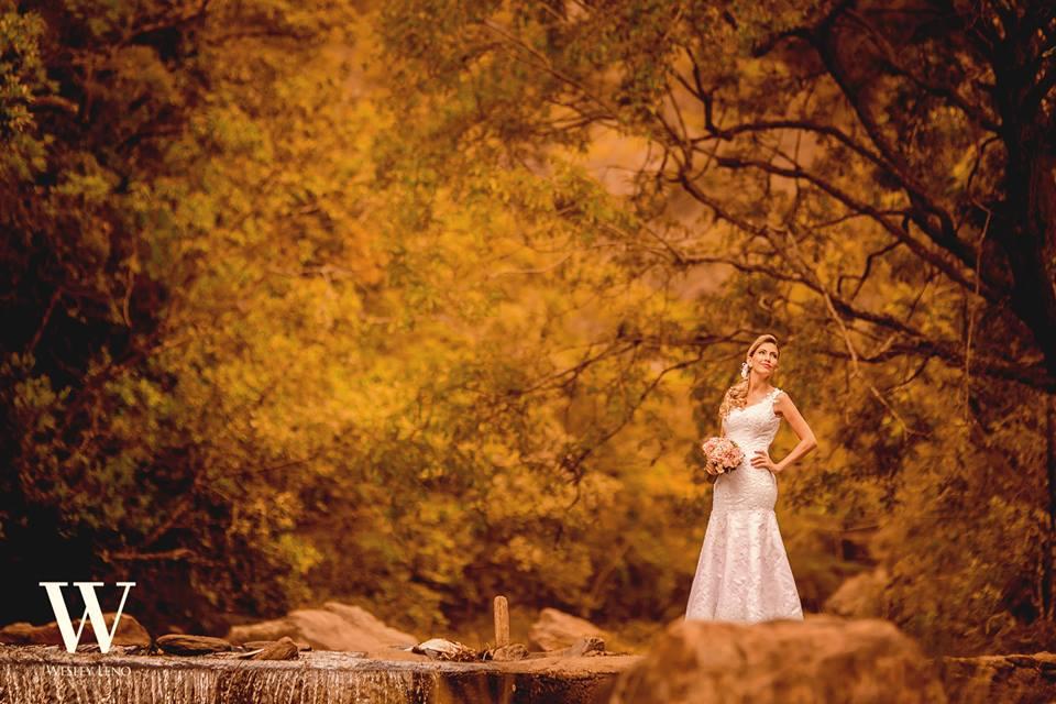 Lívia e Fabio - Casamento na Cachoeira 18
