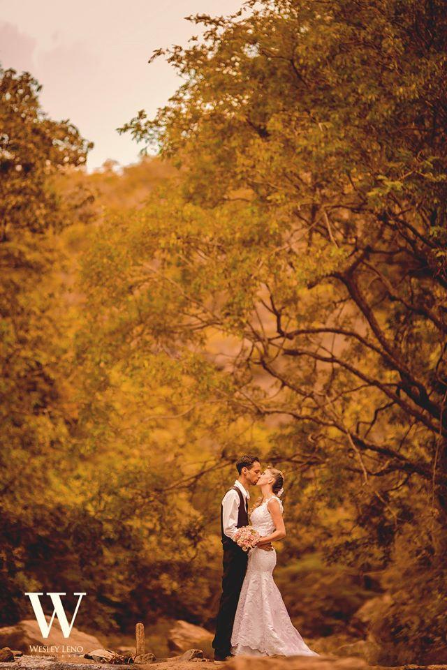 Lívia e Fabio - Casamento na Cachoeira 21