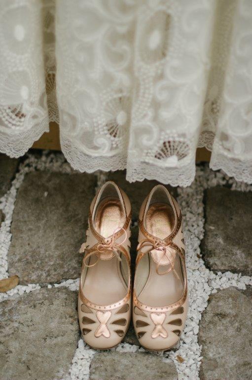 Sapatos Feitos a mão para Noivas - Linha Petit Marriage por Lascivité Foto Chez Cris