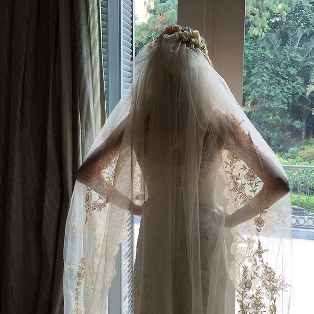 Casamento de Helena Bordon