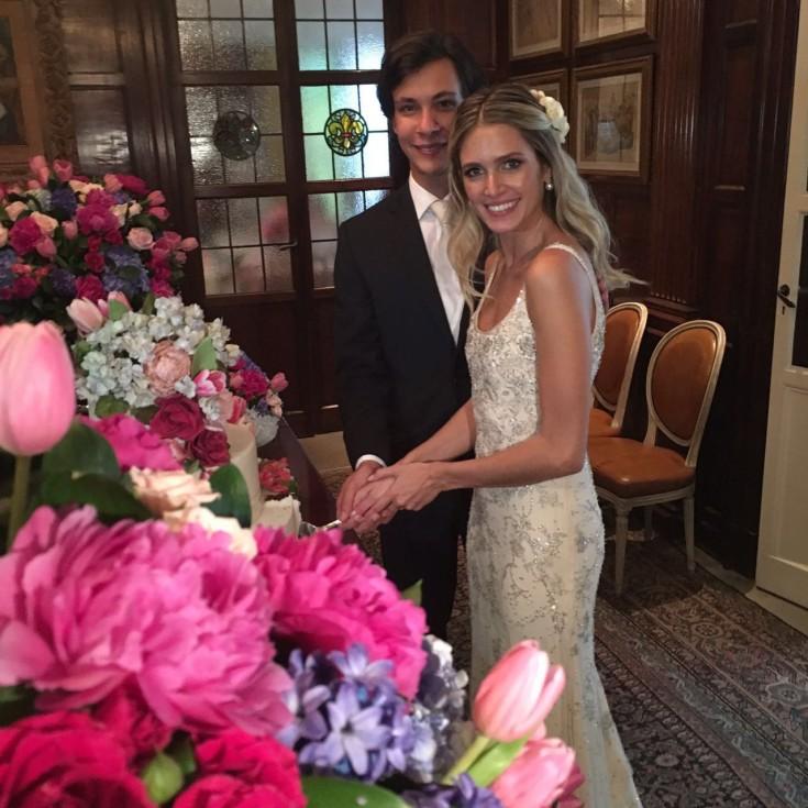 Casar em Casa - Casamento de Helena Bordon