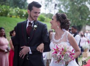 Casamento Sheila e Thiago - Espaço Orquídea