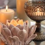 Set de velas variadas