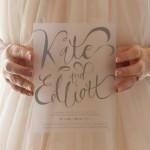 Convite de Casamento Transparente