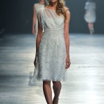 vestido de noiva curto - David Fielden 2014