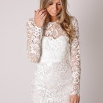 vestido de noiva curto2