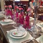 Decoração - Garrafinhas pink