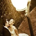Fotografia de Casamento - Lâmpada