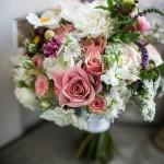 buquê desestruturado - variedade de flores 2