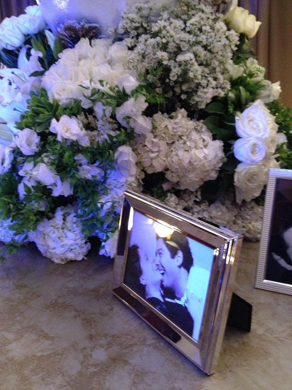 Arranjo Mix de Flores Brancas