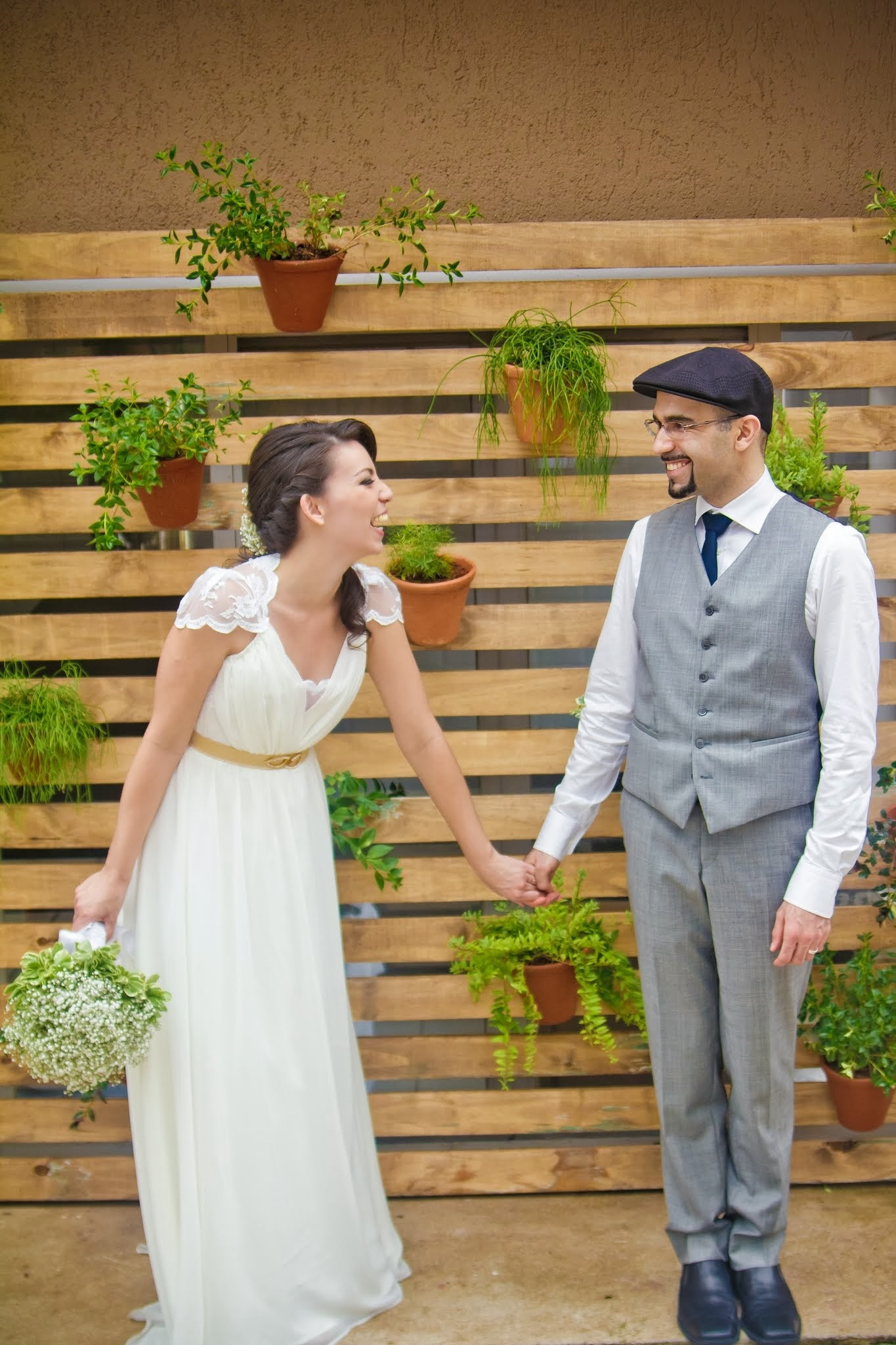 Mini Wedding Nathalia e Nima