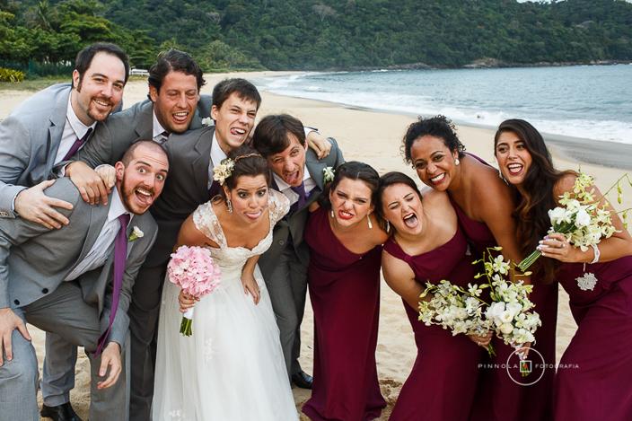 Casamento na Praia - Tábata e Carlos 10