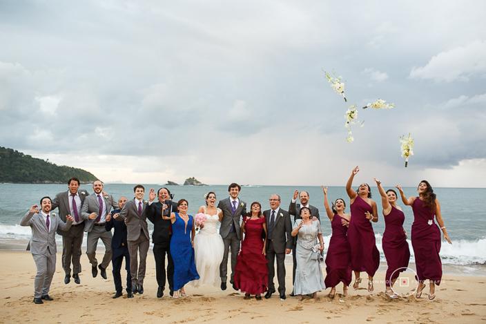 Casamento na Praia - Tábata e Carlos 11