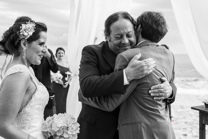 Casamento na Praia - Tábata e Carlos 6