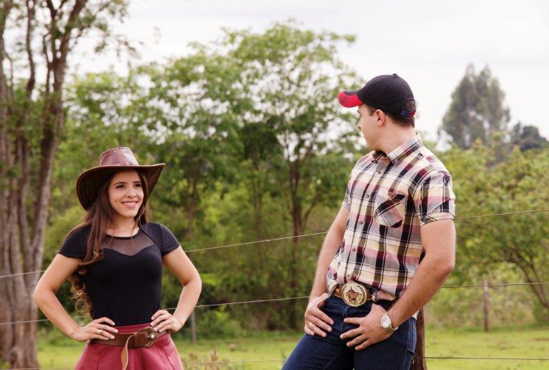 Ensaio na Fazenda - Fabiane e Caio - Clube Noivas (1)