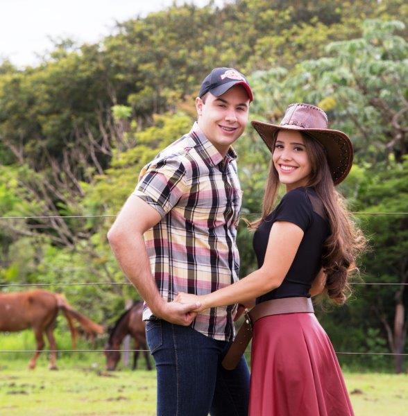 Ensaio na Fazenda - Fabiane e Caio - Clube Noivas (3)