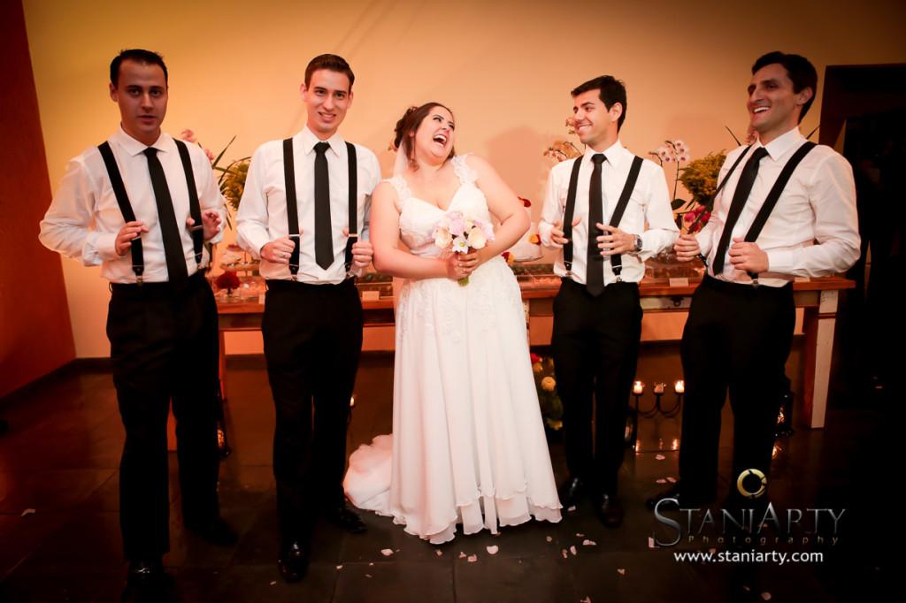 Rapazes de Suspensório - Casamento Mira e Matheus